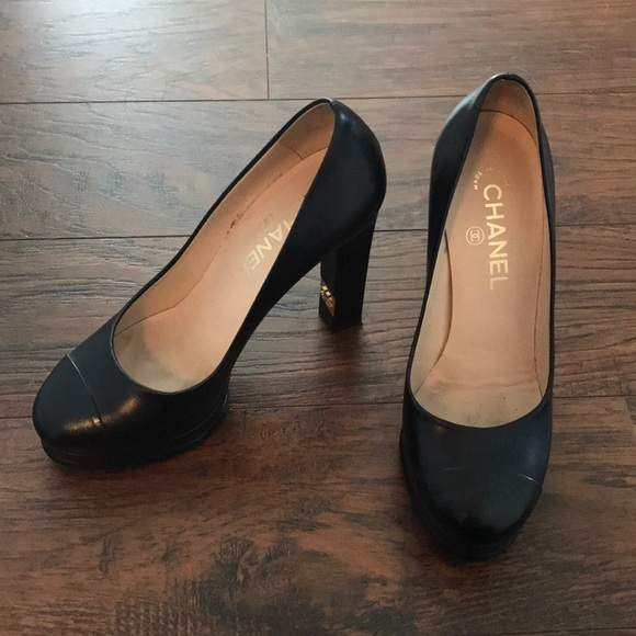 821d602086de CHANEL Shoes | Classic Black Pumps | Poshmark